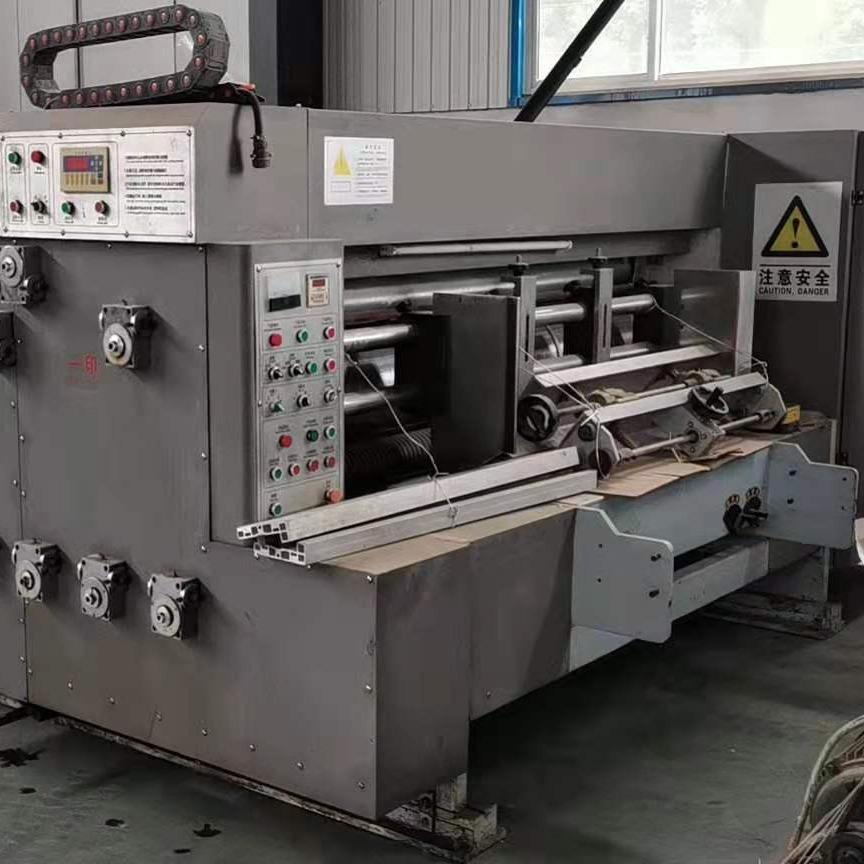 2500/360前緣雙色印刷開槽機 紙箱機械設備 二手紙箱設備 二手印刷機械 紙箱機械紙箱設備 歡迎垂詢
