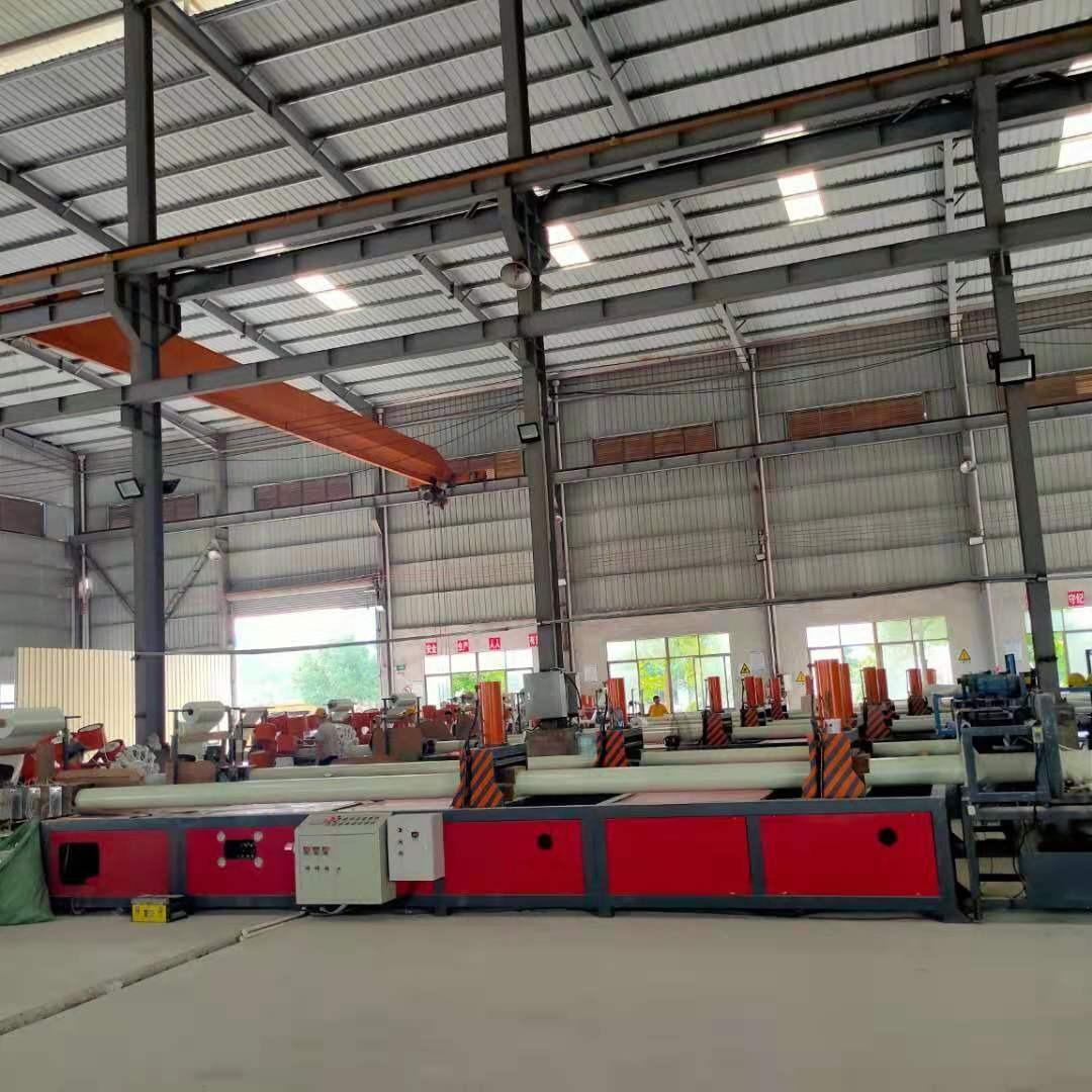 供應衡水億通,BWFRP纏繞拉擠管道設備、玻璃鋼拉擠設備、玻璃鋼纏繞拉擠設備
