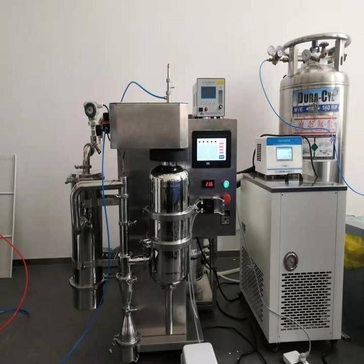 LB-1000T 型超低溫噴霧干燥機 針對于對熱敏感性物 路博