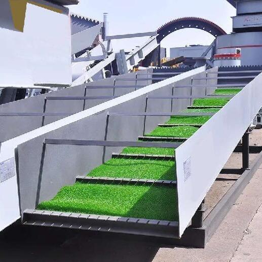 沙金礦設備 開采沙金礦的設備 3000立方金礦提取機械