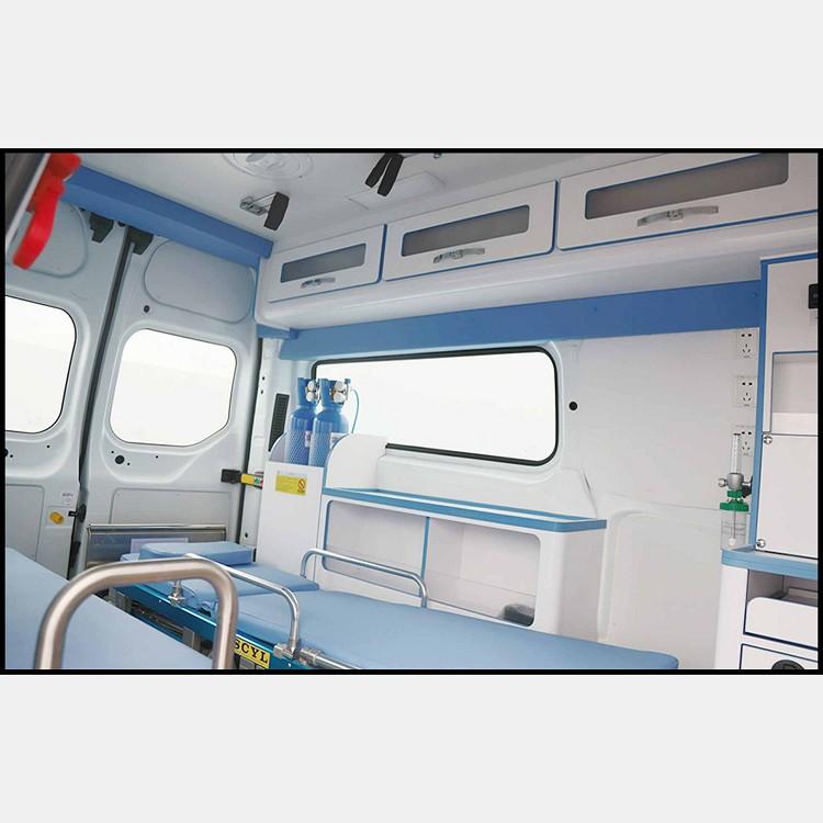 120救护车视频大全医院救护车价格