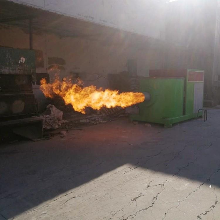生物質燃燒爐價格 一噸鍋爐生物質燃燒機