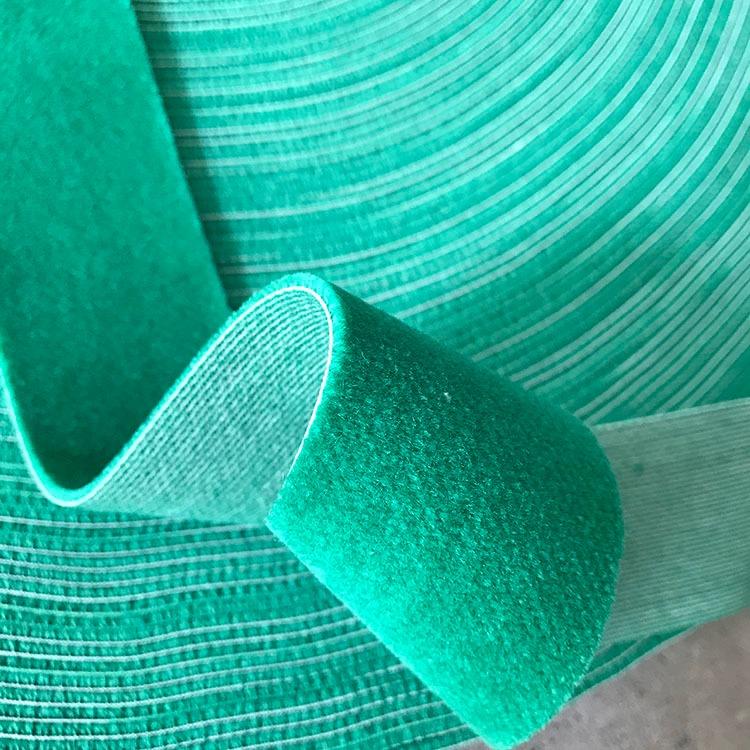 德國進口BOBOTEX綠絨包輥帶WP-41 綠絨防滑帶