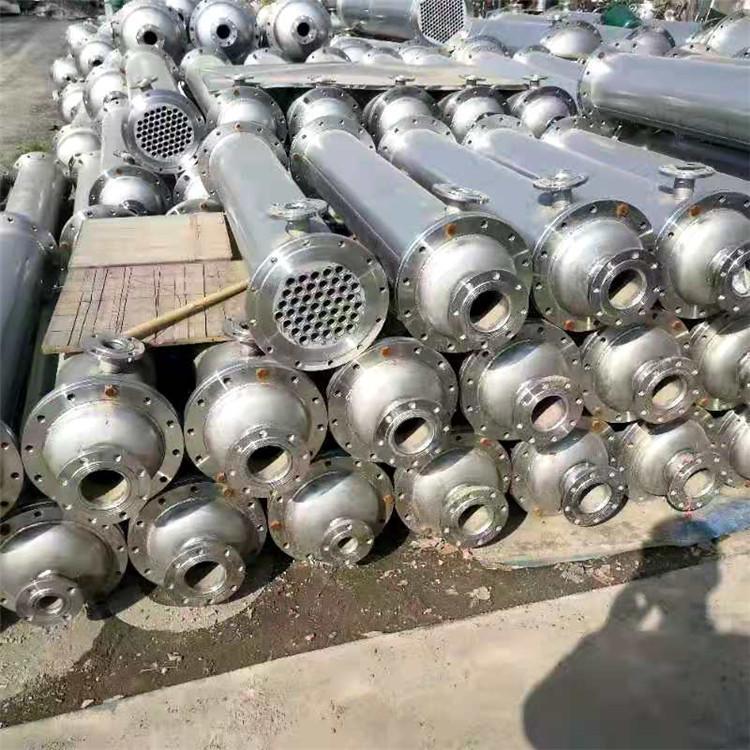 冷凝器 二手冷凝器 梁山玉民設備購銷 常年出售